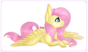 Fluttershy (Collab) by MillyRovenge13
