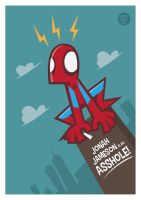 Spiderman Vector by funky23