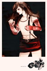 Tifa Red by ch-peralta