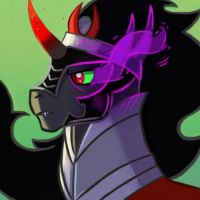 King Sombra by Fawkes29