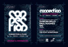 Connection Flyer by Perfectedesigns