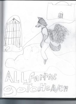 ALL FURRIES GO TO HEAVEN by dragons1399