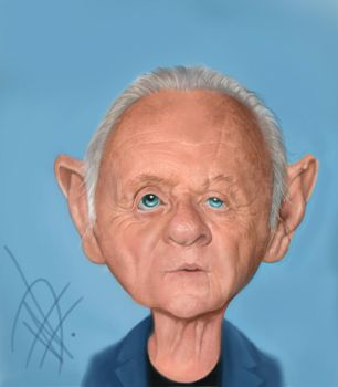 Anthony Hopkins( for Suzie) by du-har