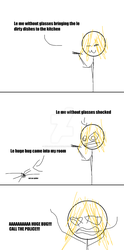 Just happend to me! :O by EvoliGirl11Drawing