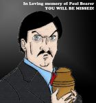 In Memory of Paul Bearer by faluccangel