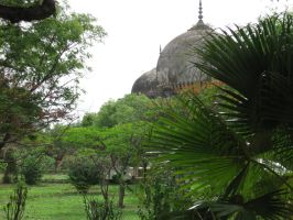 Hyderabad Qutb-Shahi Tombs 2 by shadowcat45