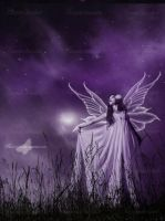 Purple Fairy by maiarcita