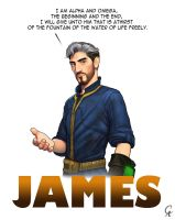 James - Fallout 3 by CameronAugust