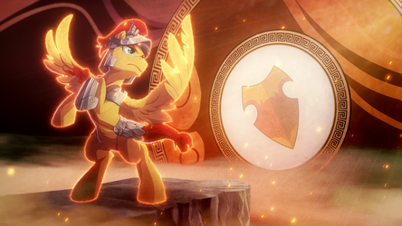 Heroes EP- Bravery WALLPAPER- by Light by Light262