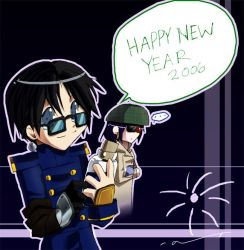 Happy New Year by SaveTheETrees