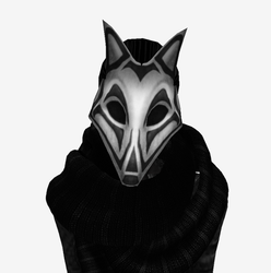 [Surgeon@IMVU] Crywolf Mask by LuciaElix