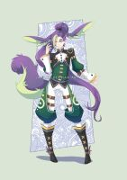 CLOSED / 23 / Adopt Auction by gitsumi