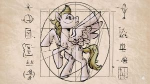 Pegasus Diagram by mysticalpha