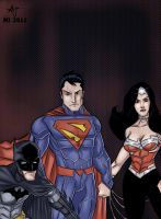 DC heroes 2 by crow110696