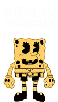 [FAN-ART]: SpongeBob (BATIM Style) by Spongecat1