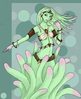 Mermafied Exchange: Auranti by zepheenia