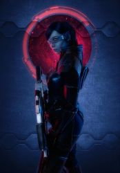 Shepard || by arienai-ten
