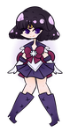 Sailor Saturn by DingleVivis