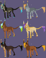 20 point canine creature adopts[CLOSED] by SAdoptsS