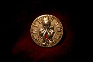 Coveting Arms Pin by turnerstokens