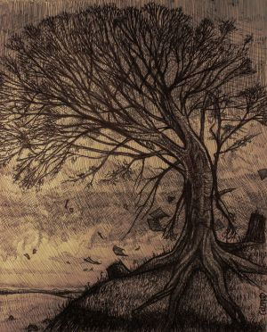 The Last Tree by BenGoodspeed