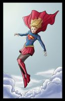 Supergirl by Supajoe
