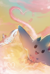 Togekiss' Love by Himmely