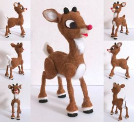 Rudolph the Red-Nosed Reindeer by ToodlesTeam