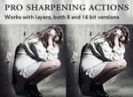 Pro Sharpening Actions by chain