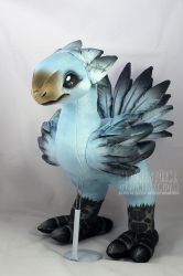 FFXIV blue Chocobo (pre-orders open!) by MagnaStorm
