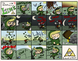 The Adventures of Link 7 by Monotypical