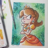 Daisy Doodle by Touhatsu