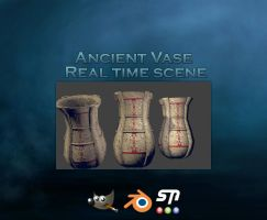 Ancient vase tutorial by betasector
