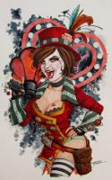 Mad Moxxi by KidNotorious