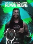 Roman Reigns by shadykt26