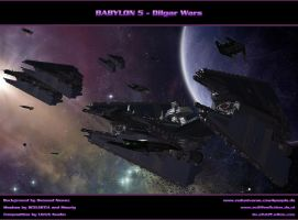 BABYLON 5 - T LOTH SQUAD 2.0 by ulimann644