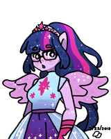 'Twilight Sparkle' MLP: EG | Forgotten Friendship by nuttapause