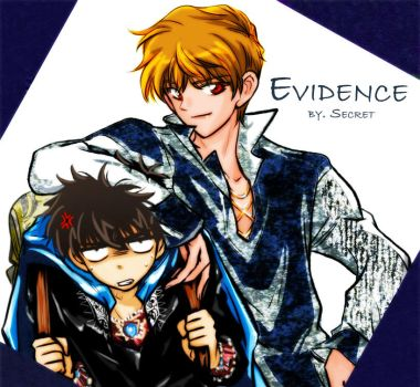 EVIDENCE by himizzz