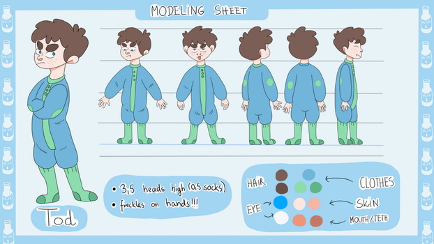 TOD-modeling sheet by Jaypants