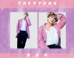 Pack Png 337 // V (BTS). by xAsianPhotopacks