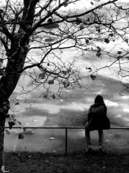 lonely... by L-L-P
