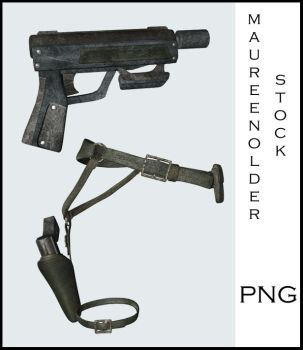 STOCK PNG the gun thing by MaureenOlder