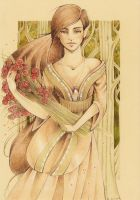 The Forest Elf by Elavra