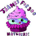 Thanks for 300 Watchers by FerretJAcK