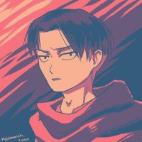 Levi by sammich
