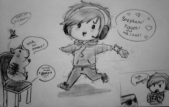 Here, have some of this PewDiePie BroArt. by toasted-rupees3119