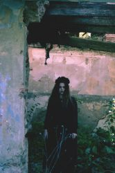 Only the ghost of tortured soul by AlexandrinaAna