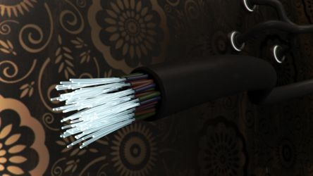 Fiber Optical Cable by curux