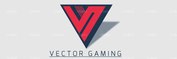 Twitter header vector gaming by 3xhumed