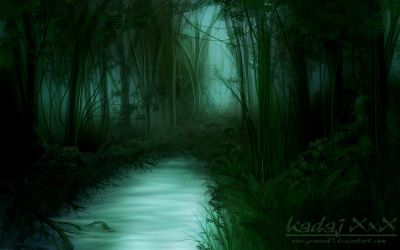 SP: Deep in the Old Forest by Jenova87